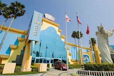 Surf shop, Cocoa Beach, Gold Coast, Florida, United States of America