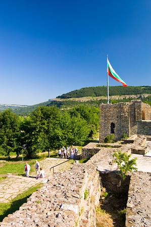 Europe, Bulgaria, Veliko Tarnovo, Tsarevets, fortress and palace