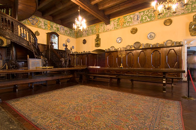 Poland, Cracow, Collegium Maius of Jagiellonian University
