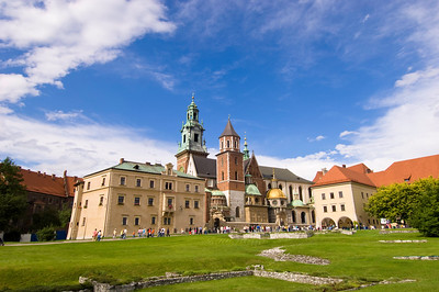 Poland, Cracow, Wawel Cathedral