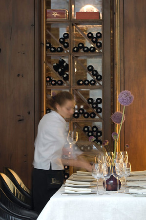 Poland, Cracow, restaurant in Hotel Stary in Old Town