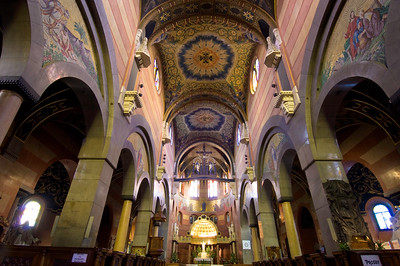 Poland, Cracow, Jesuit Church