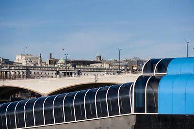 Waterloo Bridge, London, United Kingdom