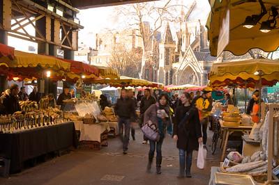 Borough Market, SE1, London, United Kingdom