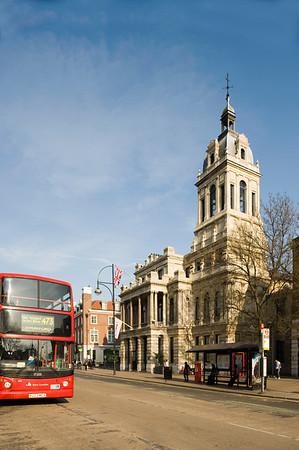 Old Town Hall, Stratford, E15, London, United Kingdom