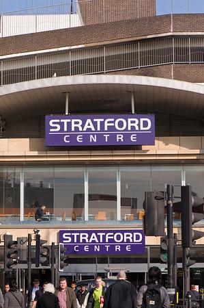 Shopping Centre, Stratford, E15, London, United Kingdom