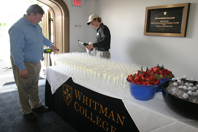 Whitman College Diploma Distribution