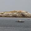 Boats near Egg Rock
