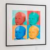 8 12 21 SRH Lynn Pop Art exhibit at GALA 14