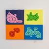 8 12 21 SRH Lynn Pop Art exhibit at GALA 12