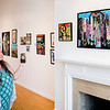8 12 21 SRH Lynn Pop Art exhibit at GALA 17