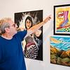 8 12 21 SRH Lynn Pop Art exhibit at GALA 8