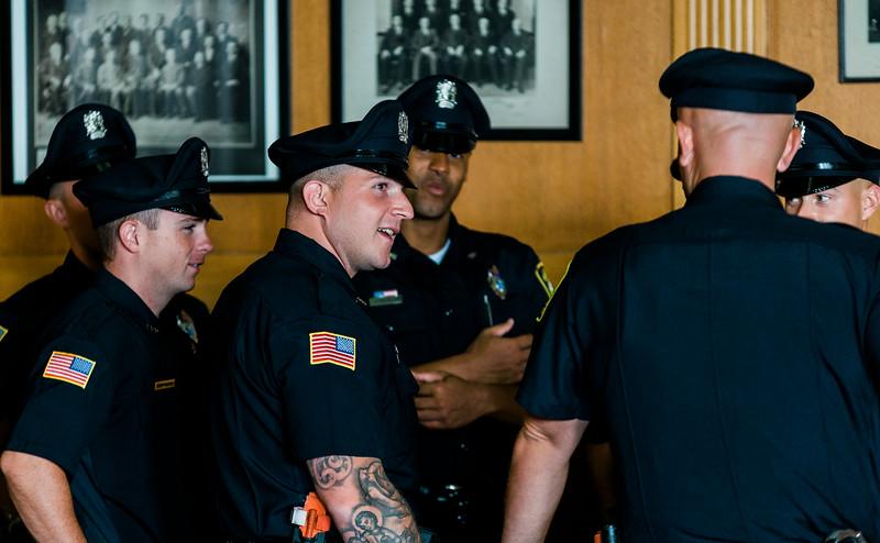 8 14 19 Lynn police officer swearing in 8