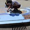 Lynn081518-Owen-sidewalk painting01