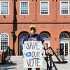 8 22 Salem USPS Protest 10