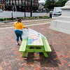 8 26 20 Peabody Main Street picnic tables 12