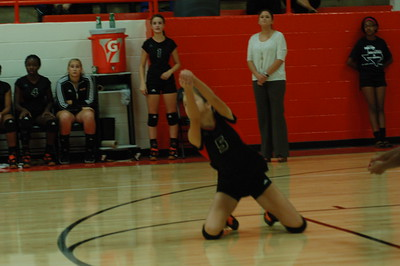 08-30 Westwood-Neches volleyball