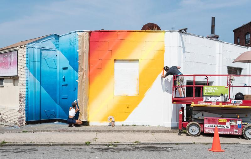 8 8 18 BW Michal Maka mural 12