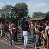Kristi Garabrandt - The News-Herald<br /> Long lines form for snows cones at Euclid's National Night Out.