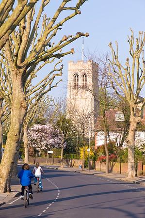 All Saints Church, Ealing, W5, London, United Kingdom