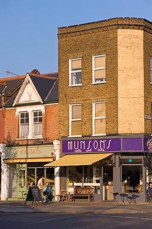MUNSONS coffee shop, Ealing, W5, London, United Kingdom