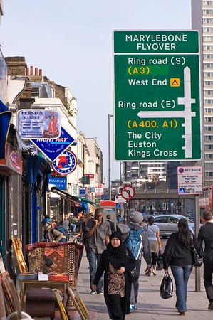 Edgware Road, W2, London, United Kingdom