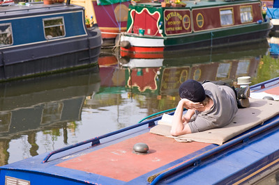 Little Venice, W9,  London, United Kingdom