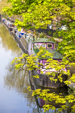 Little Venice, W9,  London, United Kingdom