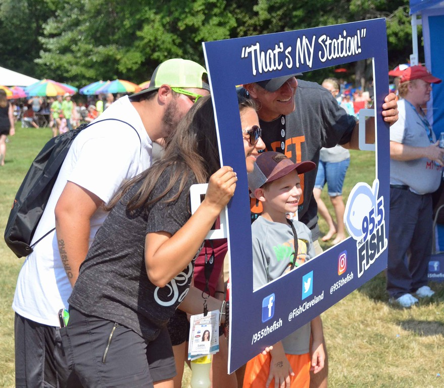 . Paul DiCicco - The News-Herald <br> Family Music Festival at the Center for Pastoral Leadership in Wickliffe on August 5, 2018.
