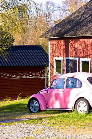 Village view of Korppoo, Turunmaa Archipelago, Baltic Sea, Finland