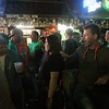 With over 1600 people attending the event throughout the day some businesses like the Wild Goose were standing room only. (Kristi Garabrandt/The News-Herald).