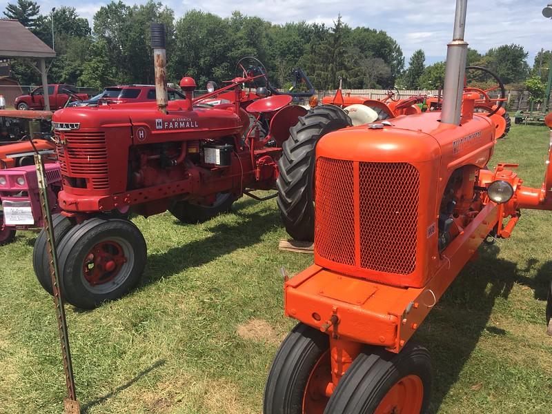 Tractor display(David S. Glasier/The News-Herald)
