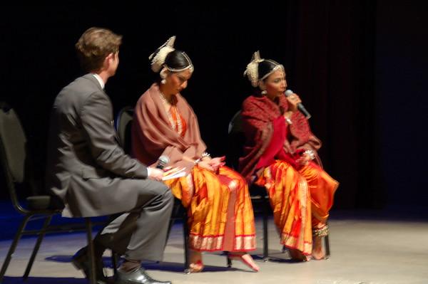 Nrityagram Dance Ensemble Post-Show Q&A
