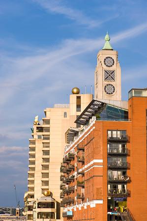 Oxo Tower Wharf, South Bank, London, United Kingdom