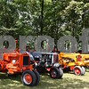 Katrina J.E. Milton - kmilton@shawmedia.com<br /> In addition to steam engines, antique and vintage gas tractors are on display during the 61st annual Sycamore Steam Show and Threshing Bee, held at the Taylor Marshall Farm, 27707 Lukens Road in Sycamore.