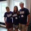 Kristi Garabrandt — The News-Herald <br> Dream House winner Amanda Sopczak with family members.