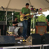 Richard Payerchin — The Morning Journal <br /> The band Stalemate became the first musical act to perform at the first ever Garford Arts Fest, which brought food, artists and music to Kerstetter Way in downtown Elyria. Hundreds turned out for the inaugural festival on Aug. 18, 2018.