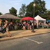 Richard Payerchin — The Morning Journal <br /> The inaugural Garford Arts Fest had food, artists and music on Kerstetter Way. Hundreds turned out for the inaugural festival on Aug. 18, 2018.
