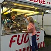 Of course homemade fudge can be purchased at the Lorain County Fair. Gates open from 8am to 11pm Aug 21-27 this year. (Kailee Leonard/The News-Herald)