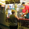 Vendors are not sparce at the Lorain County Fair. Gates open from 8am to 11pm Aug 21-27 this year. (Kailee Leonard/The News-Herald)