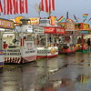 Vendors are not sparce at the Lorain County Fair. Gates open from 8am to 11pm Aug 21-27 this year. Kailee Leonard/The News-Herald)