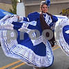 Ballet Folklorico Xochiquetzal member Reina Guevara of Rochelle entertains at the DeKalb Corn Fest community stage on Saturday.  <br /> Steve Bittinger - For Shaw Media