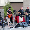 Jonathan Tressler — The News-Herald <br> Dark Side of the Moon gets ready to play at Mentor CityFest Aug. 26.