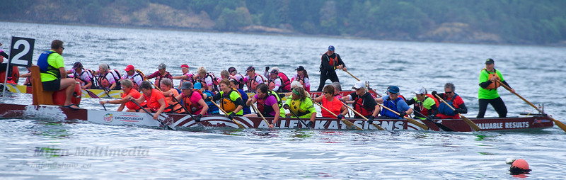 08-29=15 Ocean Front Suites Dragon Boat Festival at Cowichan Bay