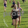 Sam Buckner for Shaw Media.<br /> Sophie Melton runs at the Sycamore Invitational on Tuesday August 29, 2017.