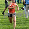 Sam Buckner for Shaw Media.<br /> Inga Collin runs at the Sycamore Invitational on Tuesday August 29, 2017.