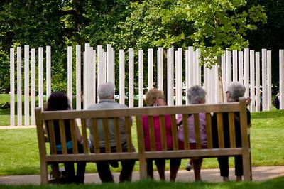 7 July Memorial, Hyde Park, W1, London, United Kingdom