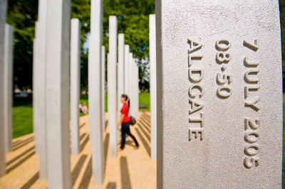 7 July Memorial, Hyde Park, W1, London, United Kingdom