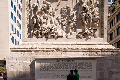 The Monument, London, United Kingdom