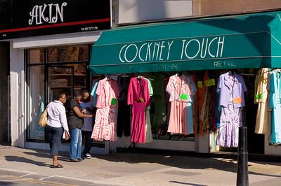 Shop in East End, E1, London, United Kingdom